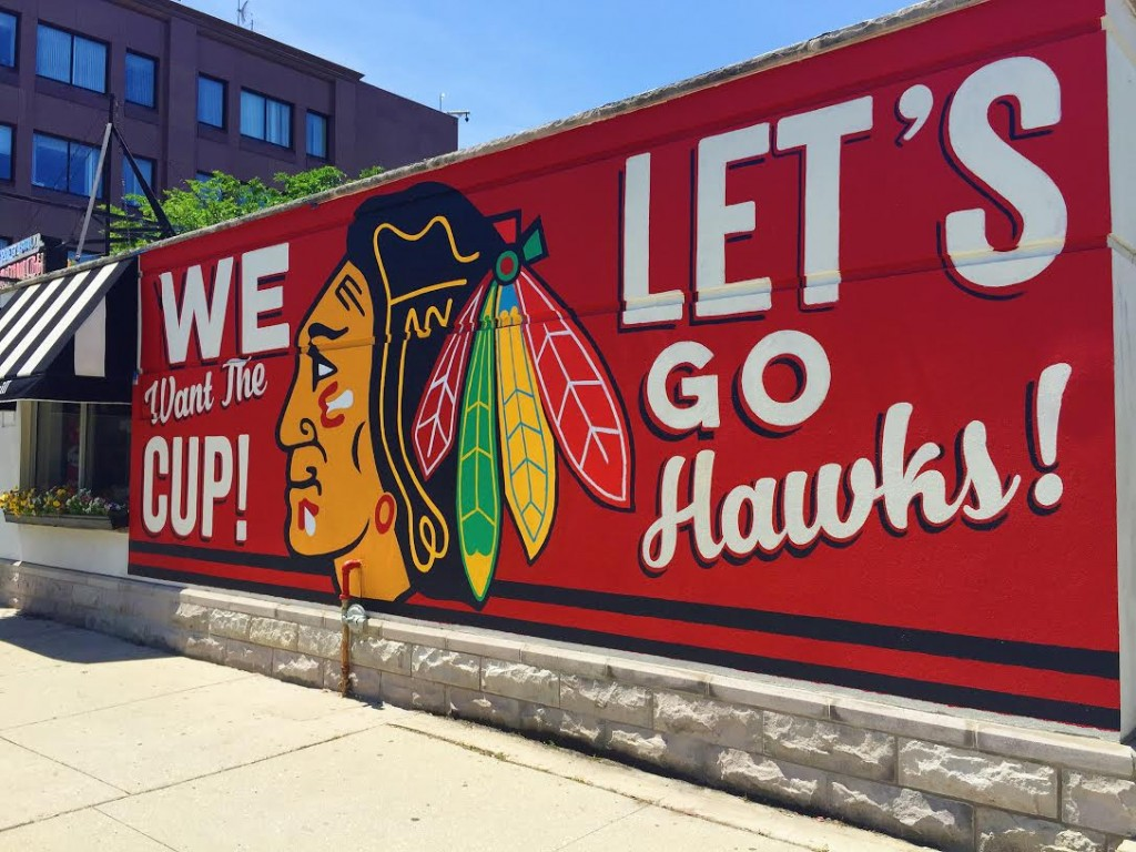 We Want the Cup Blackhawks