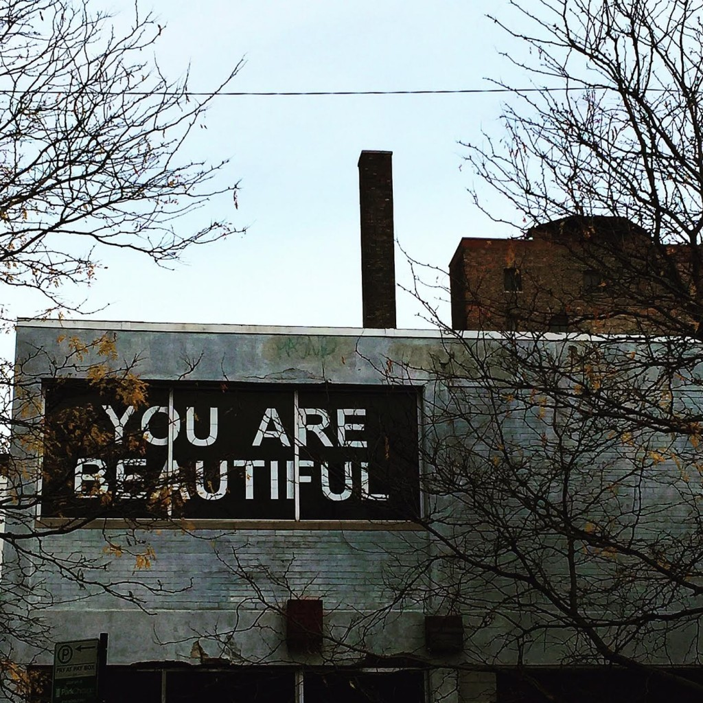 You Are Beautiful